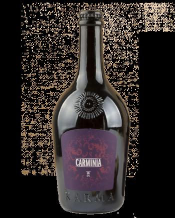 """Da Caffè di Pulcinella disponibile anche labirre artigianale """"Carminia"""" Karma."""